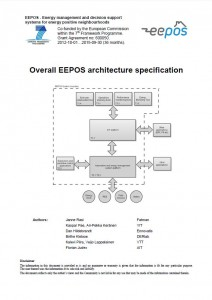 Overall Architecture Specification